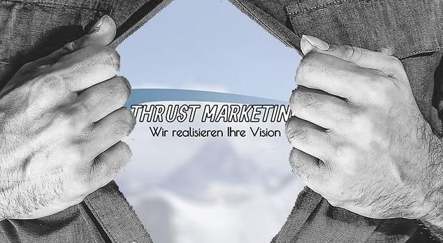 thrust marketing regionales marketing, webdesign rietberg, werbeagentur rietberg